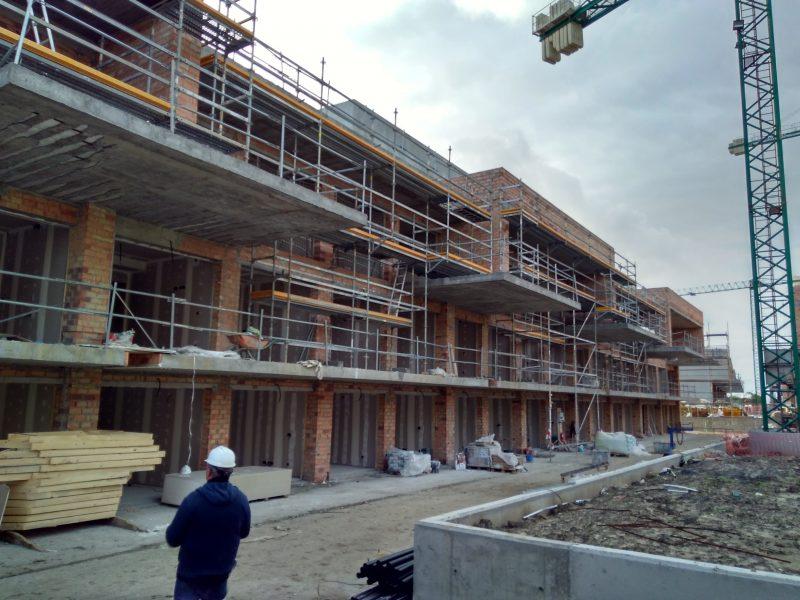 Palacio de Pilas work in progress